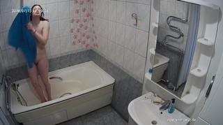 Valery morning bath jul 13